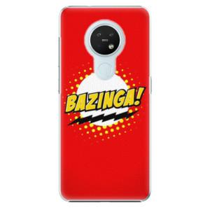 Plastové pouzdro iSaprio - Bazinga 01 - na mobil Nokia 7.2