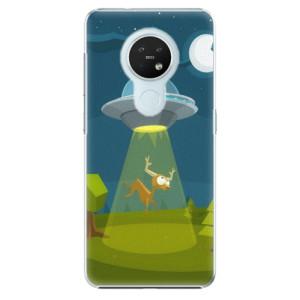Plastové pouzdro iSaprio - Alien 01 - na mobil Nokia 7.2