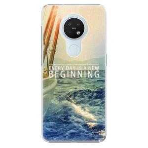 Plastové pouzdro iSaprio - Beginning - na mobil Nokia 7.2