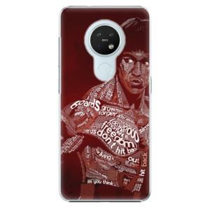 Plastové pouzdro iSaprio - Bruce Lee - na mobil Nokia 7.2
