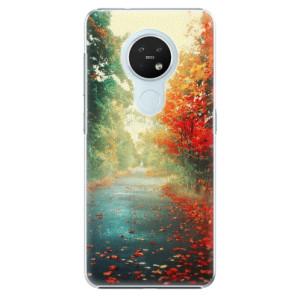 Plastové pouzdro iSaprio - Autumn 03 - na mobil Nokia 7.2