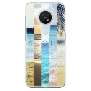 Plastové pouzdro iSaprio - Aloha 02 - na mobil Nokia 7.2