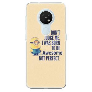 Plastové pouzdro iSaprio - Be Awesome - na mobil Nokia 7.2