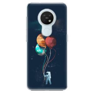 Plastové pouzdro iSaprio - Balloons 02 - na mobil Nokia 7.2
