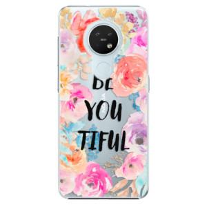Plastové pouzdro iSaprio - BeYouTiful - na mobil Nokia 7.2