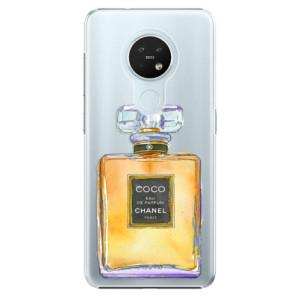 Plastové pouzdro iSaprio - Chanel Gold - na mobil Nokia 7.2