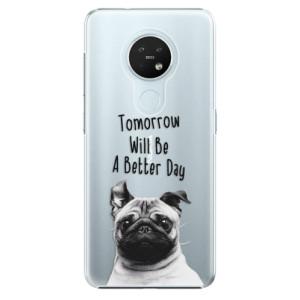 Plastové pouzdro iSaprio - Better Day 01 - na mobil Nokia 7.2