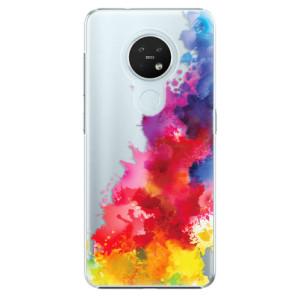 Plastové pouzdro iSaprio - Color Splash 01 - na mobil Nokia 7.2