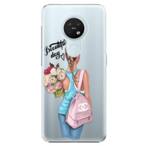 Plastové pouzdro iSaprio - Beautiful Day - na mobil Nokia 7.2