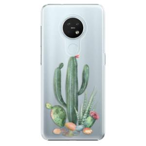 Plastové pouzdro iSaprio - Cacti 02 - na mobil Nokia 7.2