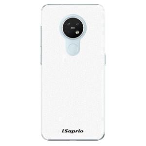 Plastové pouzdro iSaprio - 4Pure - bílé - na mobil Nokia 7.2
