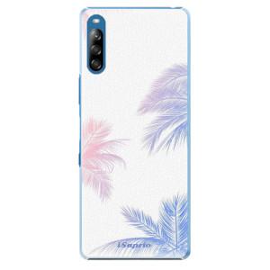 Plastové pouzdro iSaprio - Digital Palms 10 - na mobil Sony Xperia L4