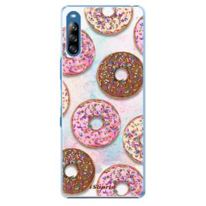 Plastové pouzdro iSaprio - Donuts 11 - na mobil Sony Xperia L4