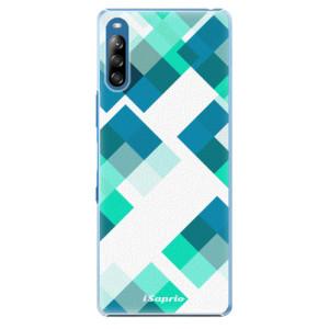 Plastové pouzdro iSaprio - Abstract Squares 11 - na mobil Sony Xperia L4