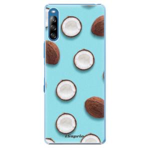 Plastové pouzdro iSaprio - Coconut 01 - na mobil Sony Xperia L4
