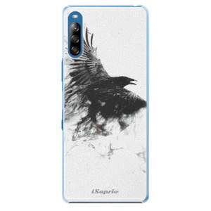 Plastové pouzdro iSaprio - Dark Bird 01 - na mobil Sony Xperia L4