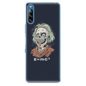 Plastové pouzdro iSaprio - Einstein 01 - na mobil Sony Xperia L4