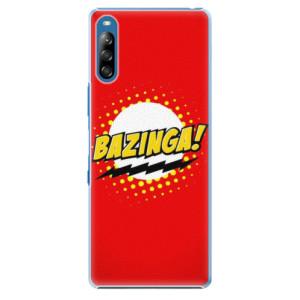 Plastové pouzdro iSaprio - Bazinga 01 - na mobil Sony Xperia L4