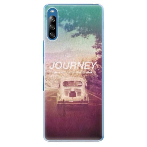 Plastové pouzdro iSaprio - Journey - Sony Xperia L4