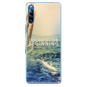 Plastové pouzdro iSaprio - Beginning - na mobil Sony Xperia L4