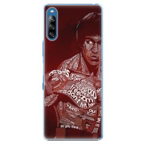 Plastové pouzdro iSaprio - Bruce Lee - na mobil Sony Xperia L4