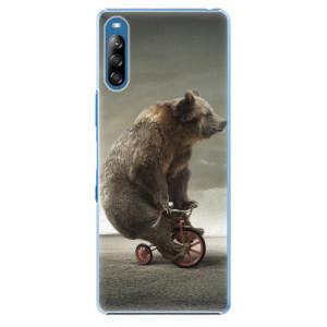 Plastové pouzdro iSaprio - Bear 01 - na mobil Sony Xperia L4