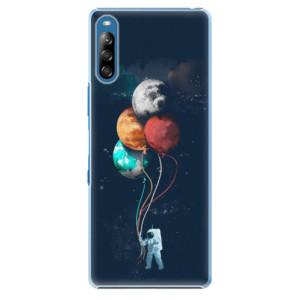 Plastové pouzdro iSaprio - Balloons 02 - na mobil Sony Xperia L4