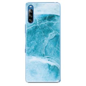 Plastové pouzdro iSaprio - Blue Marble - na mobil Sony Xperia L4