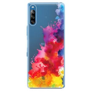 Plastové pouzdro iSaprio - Color Splash 01 - na mobil Sony Xperia L4