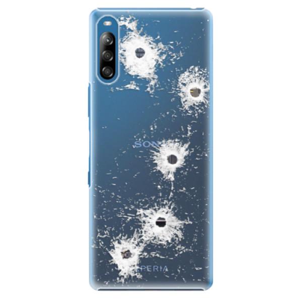 Plastové pouzdro iSaprio - Gunshots - Sony Xperia L4