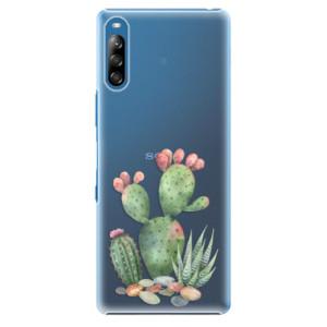 Plastové pouzdro iSaprio - Cacti 01 - na mobil Sony Xperia L4