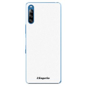 Plastové pouzdro iSaprio - 4Pure - bílé - na mobil Sony Xperia L4