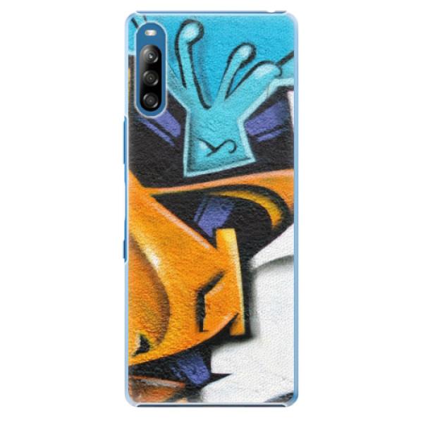 Plastové pouzdro iSaprio - Graffiti - Sony Xperia L4