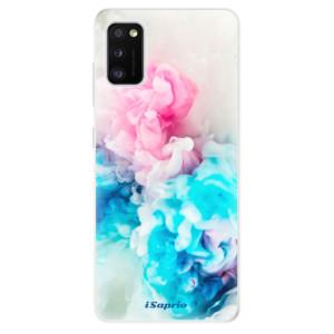 Odolné silikonové pouzdro iSaprio - Watercolor 03 - na mobil Samsung Galaxy A41 - poslední kus za tuto cenu