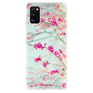 Odolné silikonové pouzdro iSaprio - Blossom 01 - na mobil Samsung Galaxy A41