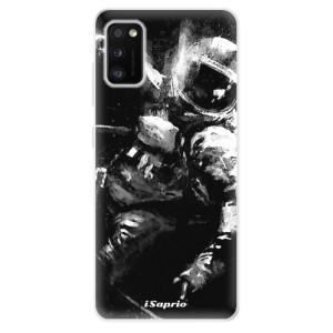 Odolné silikonové pouzdro iSaprio - Astronaut 02 - na mobil Samsung Galaxy A41