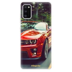 Odolné silikonové pouzdro iSaprio - Chevrolet 02 - na mobil Samsung Galaxy A41