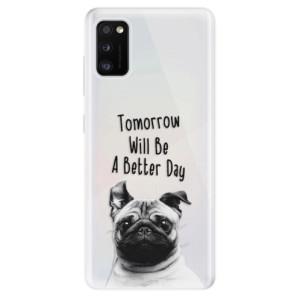 Odolné silikonové pouzdro iSaprio - Better Day 01 - na mobil Samsung Galaxy A41