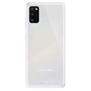 Odolné silikonové pouzdro iSaprio - 4Pure - čiré bez potisku - na mobil Samsung Galaxy A41