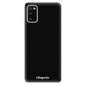 Odolné silikonové pouzdro iSaprio - 4Pure - černé - na mobil Samsung Galaxy A41