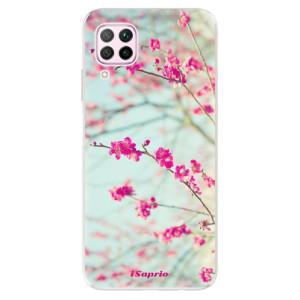 Odolné silikonové pouzdro iSaprio - Blossom 01 - na mobil Huawei P40 Lite