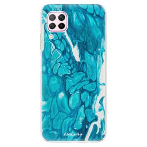 Odolné silikonové pouzdro iSaprio - BlueMarble 15 - na mobil Huawei P40 Lite