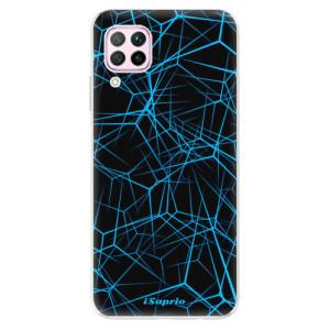 Odolné silikonové pouzdro iSaprio - Abstract Outlines 12 - na mobil Huawei P40 Lite