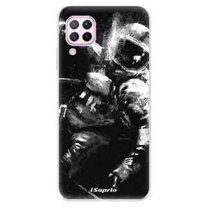 Odolné silikonové pouzdro iSaprio - Astronaut 02 - na mobil Huawei P40 Lite