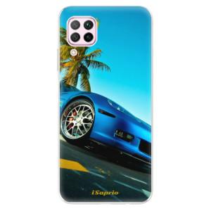 Odolné silikonové pouzdro iSaprio - Car 10 - na mobil Huawei P40 Lite