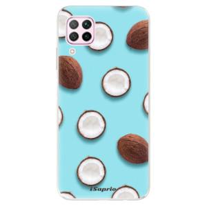 Odolné silikonové pouzdro iSaprio - Coconut 01 - na mobil Huawei P40 Lite