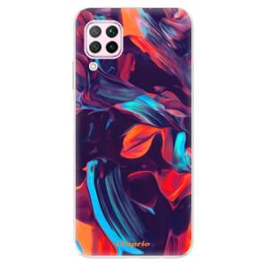 Odolné silikonové pouzdro iSaprio - Color Marble 19 - na mobil Huawei P40 Lite