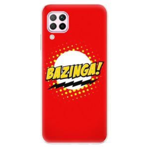 Odolné silikonové pouzdro iSaprio - Bazinga 01 - na mobil Huawei P40 Lite