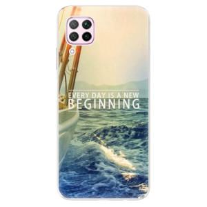 Odolné silikonové pouzdro iSaprio - Beginning - na mobil Huawei P40 Lite