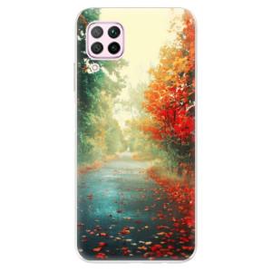 Odolné silikonové pouzdro iSaprio - Autumn 03 - na mobil Huawei P40 Lite
